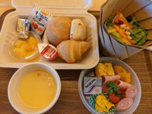 ホテルクラッド 朝食