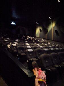 おかあさんといっしょ 映画館